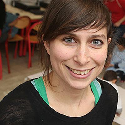 Delphine Perret Lector Conversano